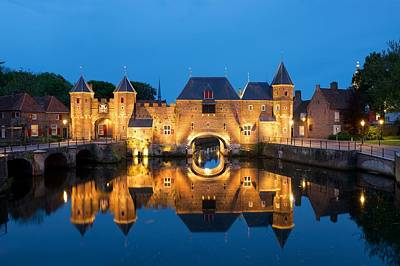 Photograph - Dusk At The Koppelfoort by Stephen Taylor