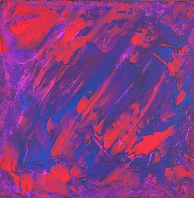 Painting - Dusk by Jason Stephen