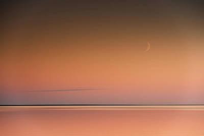 Photograph - Dusk by John Whitmarsh