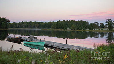 Photograph - Dusk On Dog Lake 1 by Kevin McCarthy