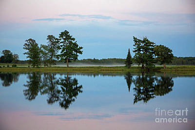 Photograph - Dusk On Dog Lake by Kevin McCarthy