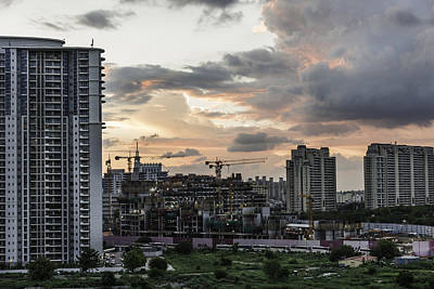Photograph - Dusk  by Rajiv Chopra