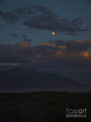 Photograph - Dusk San Luis, Co. by Jonathan Fine