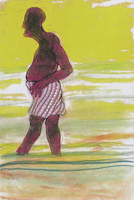 Dusk Art Print by Walter Clark