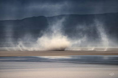 Photograph - Dust Devil 2 by Leland D Howard