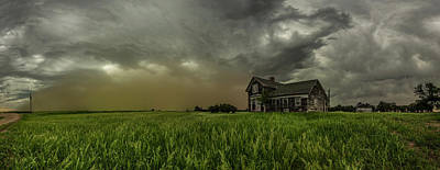 Photograph - Dust In The Wind  by Aaron J Groen