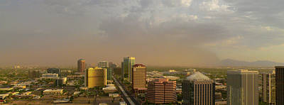 Photograph - Dust Storm by Kimo Fernandez