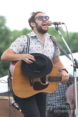 Photograph - Dustbowl Revival Zach Lupetin by Concert Photos