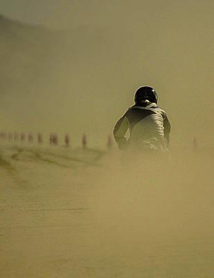 Photograph - Dusty Exit by Jeff Kurtz