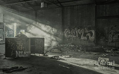 Novel Photograph - Dusty Room  by Svetlana Sewell
