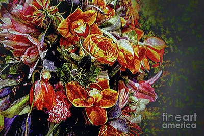 Photograph - Dutch Bouquet by Sandy Moulder