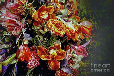 Photograph - Dutch Bouquet by Sandy Moulder