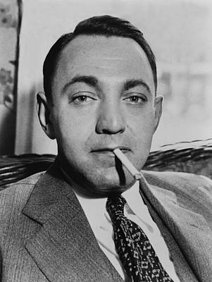 Bsloc Photograph - Dutch Schultz, Born Arthur Flegenheimer by Everett