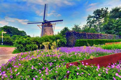 Dutch Summer Art Print