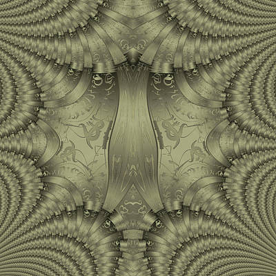 Photograph - Duvet Alien Mathematics by Robert Kernodle