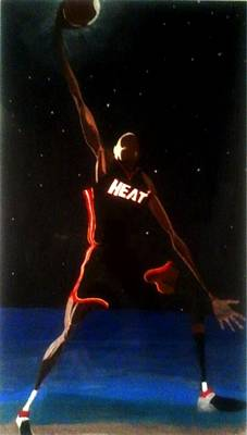 Dwade Eclipse  Original by Brandon Hughes