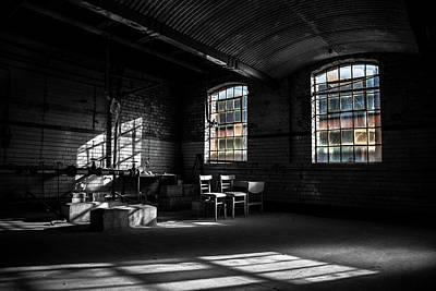 Birmingham Photograph - Dying Inside by Chris Fletcher