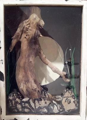 Dying Tree 2 Art Print by William Douglas