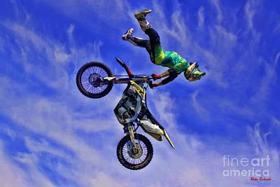 Photograph - Dylan Mcmorran Moto X  by Blake Richards