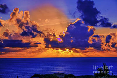 Photograph - Dynamic Clouds by Rick Bragan