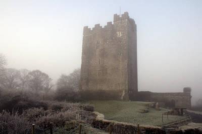 Dysert O Dea Castle Photograph - Dysert O Dea Castle by John Quinn