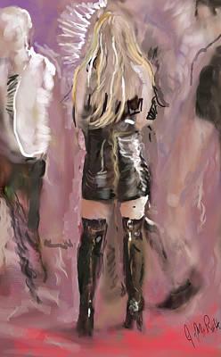 Digital Art - E-0004-010 by Jean-Marc Robert