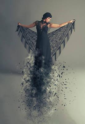Lady Photograph - E L E G A N C E by Nichola Denny