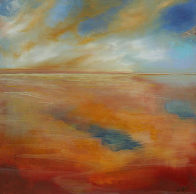 Painting - Each New Day by Michele Hollister - for Nancy Asbell