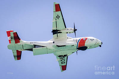 Photograph - Eads Hc-144 Ocean Sentry II by Rene Triay Photography