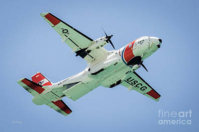 Photograph - Eads Hc-144 Ocean Sentry by Rene Triay Photography