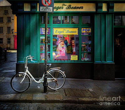 Photograph - Eager Beaver Bicycle by Craig J Satterlee