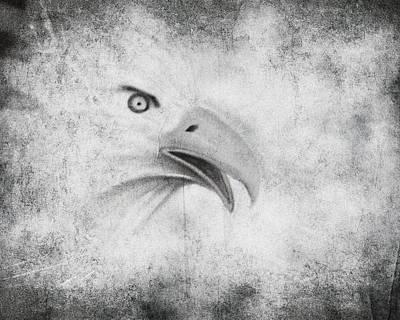Digital Art - Eagle 6 Of 7 Images by Walter Herrit