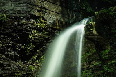 Photograph - Eagle Cliff Falls by Howard Yermish