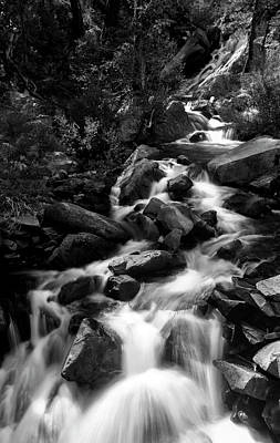 Photograph - Eagle Falls - Lake Tahoe, Ca by Bryant Coffey