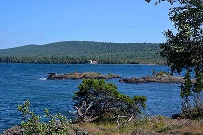 Photograph - Eagle Harbor by Keith Stokes