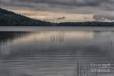 Photograph - Eagle Lake, Acadia Np, Maine by Patricia Hofmeester
