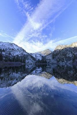 Photograph - Eagle Lake Dawn by Sean Sarsfield