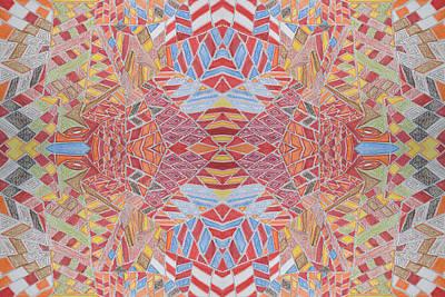Ceramic Mixed Media - Eagle by Rahel TaklePeirce