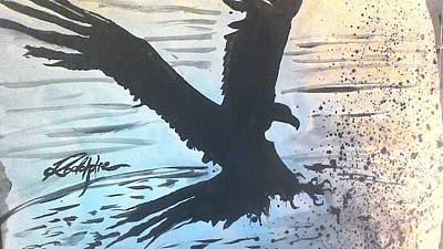 Photograph - Eagle Wings by Love Art Wonders By God