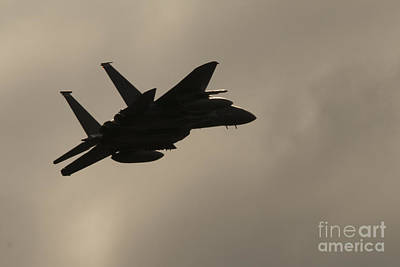 F15 Wall Art - Digital Art - Eagles Soar by J Biggadike