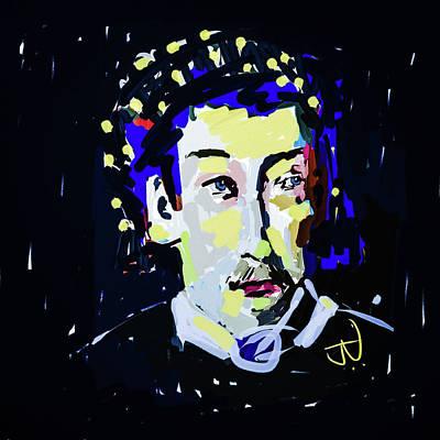 Digital Art - Earl by Jim Vance