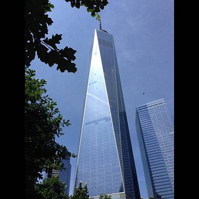 Photograph - One World Trade Center by Eve Tamminen