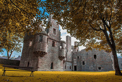 Travel Rights Managed Images - Earls Palace  Royalty-Free Image by Bogdan Macoviciuc
