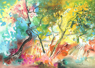 Painting - Early Afternoon 26 by Miki De Goodaboom