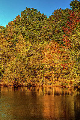 Photograph - Early Autumn by Barry Jones