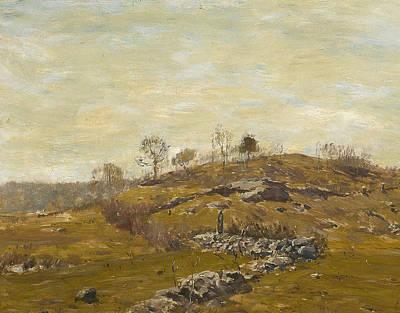 Early May Art Print by Henry Ward Ranger