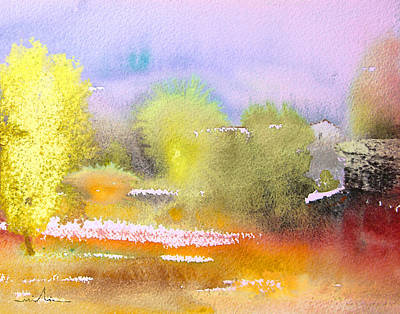 Painting - Early Morning 06 by Miki De Goodaboom