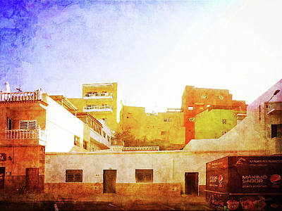 Photograph - Early Morning Alcala by Anne Kotan