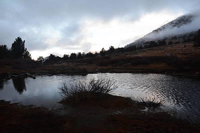 Photograph - Early Morning At Favre Lake by Jenessa Rahn