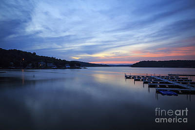 Photograph - Early Morning At Lake Of The Ozarks by Dennis Hedberg